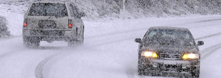 Поради для безпечного керування автомобілем у снігопад