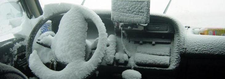 Як завести машину в мороз