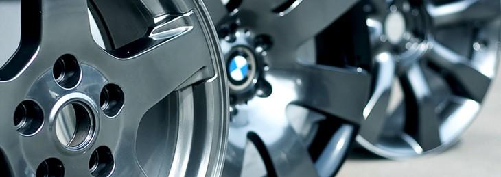 Як ремонтуються литі диски