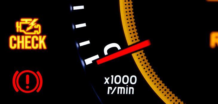 Загорівся check engine – можливі причини та способи вирішення