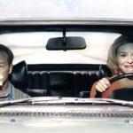 Як навчити дружину водити авто