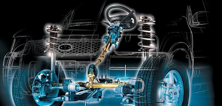 Втрата чутливості авто до поворотів керма говорить про неполадки в найважливішій системі - системі рульового управління