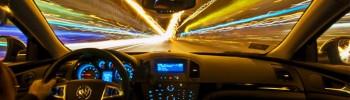 Як їздити вночі. Поради безпечного водіння автомобіля в нічний час доби.